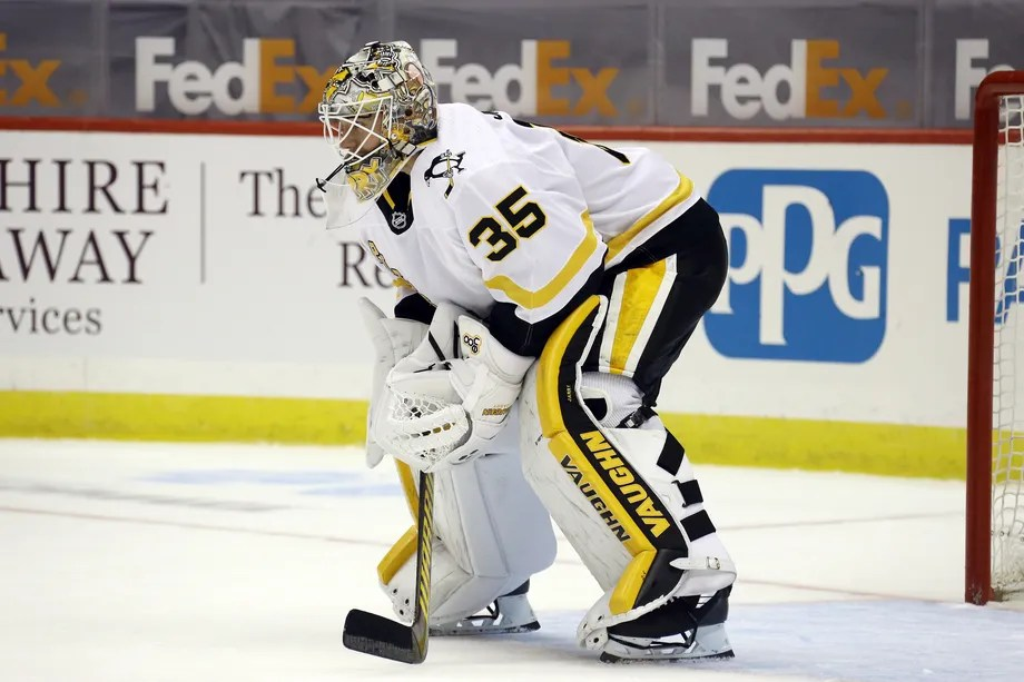 With a new goalie coach in town, are the Pittsburgh Penguins' goalie troubles a thing of the past?