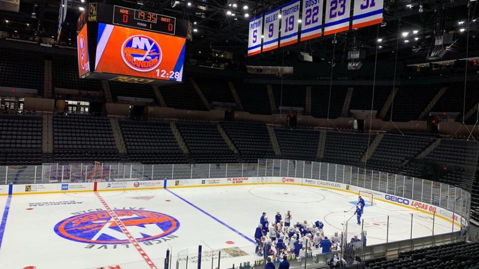 Questions Surrounding The Islanders
