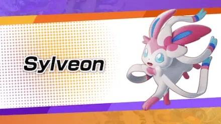 Pokemon Unite Sylveon