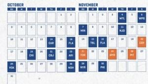 Analyzing the Islanders 13 Game Road Trip