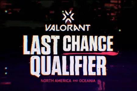 VALORANT Last Chance Qualifier Teams