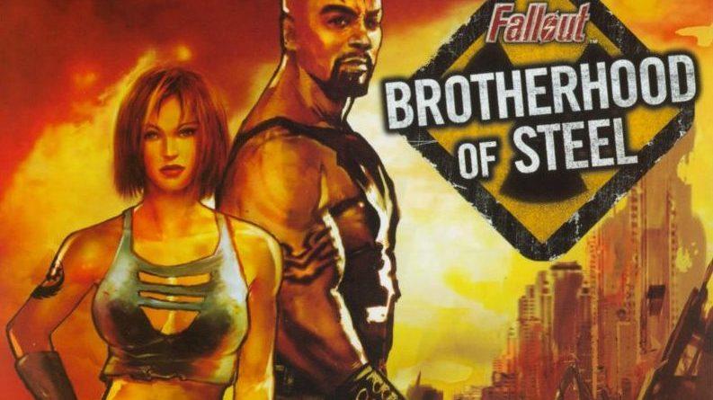 ps2 brotherhood of steel
