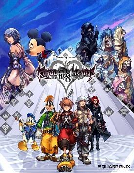 Kingdom Hearts HD 2.8 box art