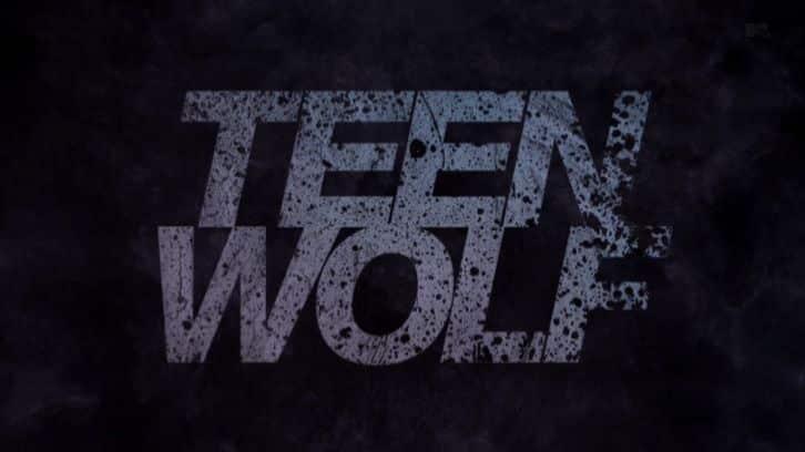 Source: Teen Wolf // MTV