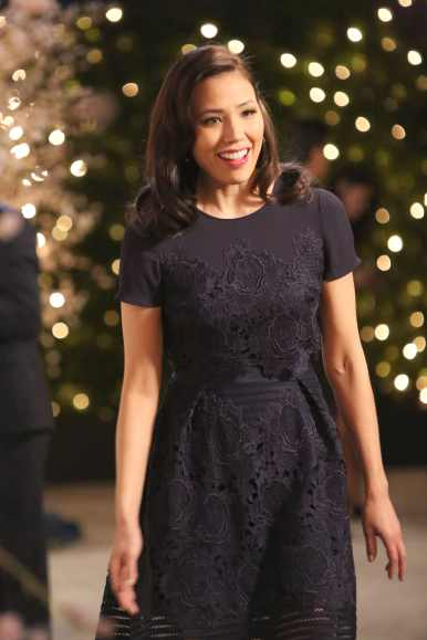"""BONES: Michaela Conlin in the """"The Final Chapter: The Day In the Life"""" episode of BONES airing Tuesday, March 21 (9:01-10:00 PM ET/PT) on FOX. ©2017 Fox Broadcasting Co. Cr: Ray Mickshaw"""