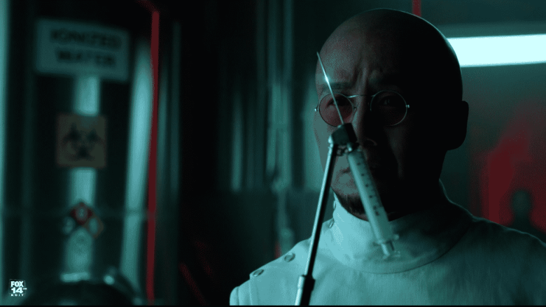 Hugo Strange Returns