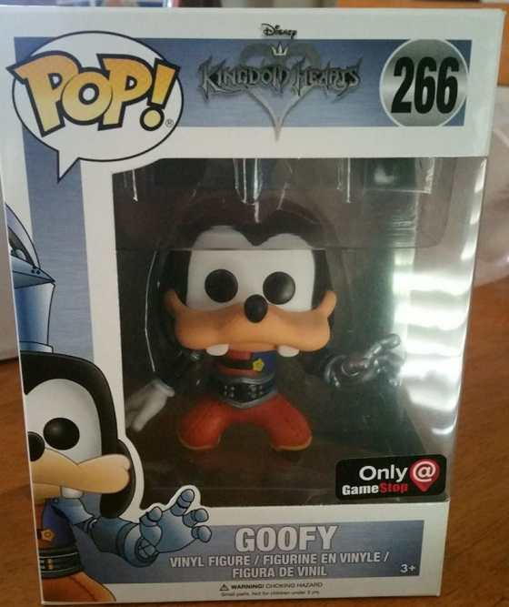 GameStop Goofy