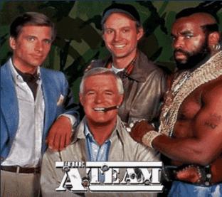 The A-Team tv series