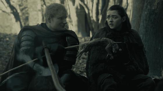 Ed and Arya