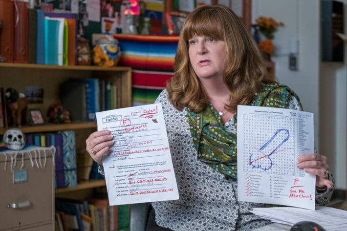 Mrs. Shapiro - American Vandal