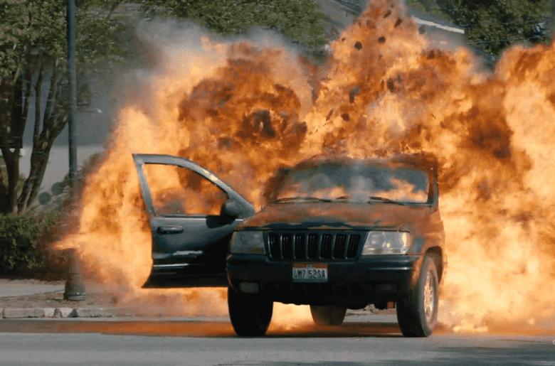Mr. Mercedes - Car Explosion