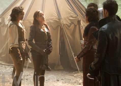 Tiana, Cinderella, Hook, Regina, Henry