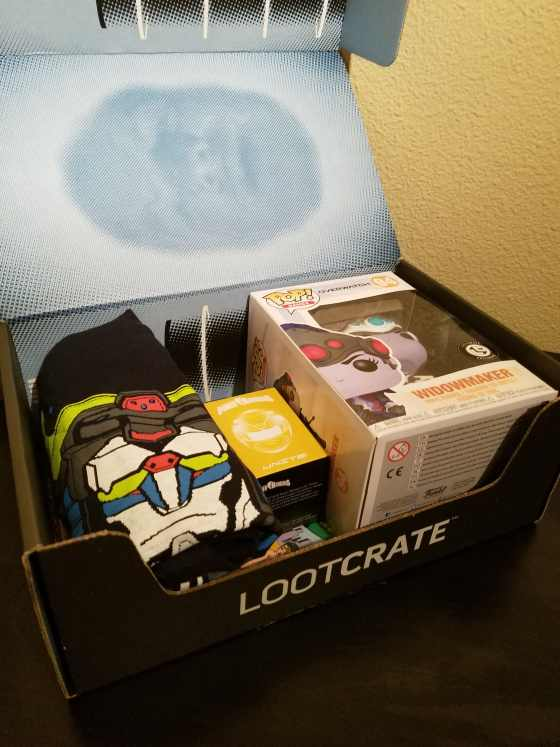 Loot Crate 12/17