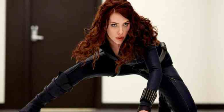 Black Widow Film 2