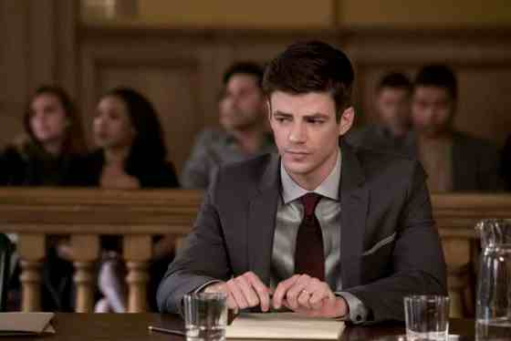 The Flash — Trial Of The Flash