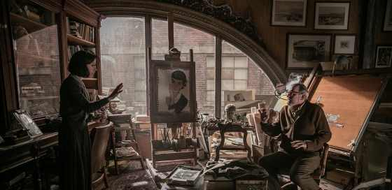 Gile's artroom