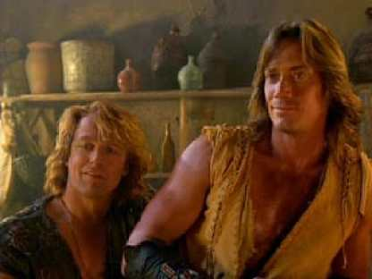 Hercules and pal