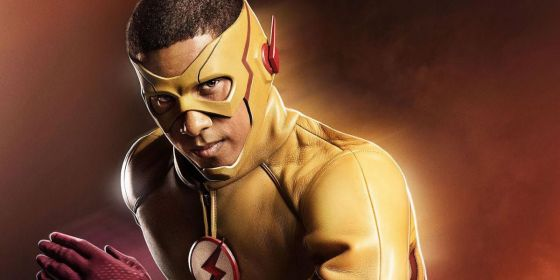 Kid Flash Legends 1