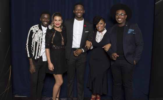 BERNARD DAVID JONES, LEA MICHELE, BRANDON MICHEAL HALL, YVETTE NICOLE BROWN, MARCEL SPEARS