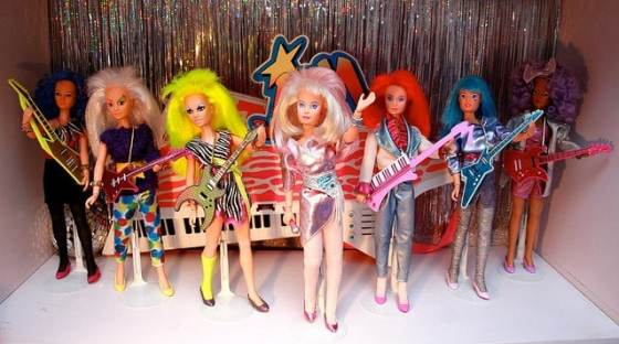 Jem and Misfit dolls