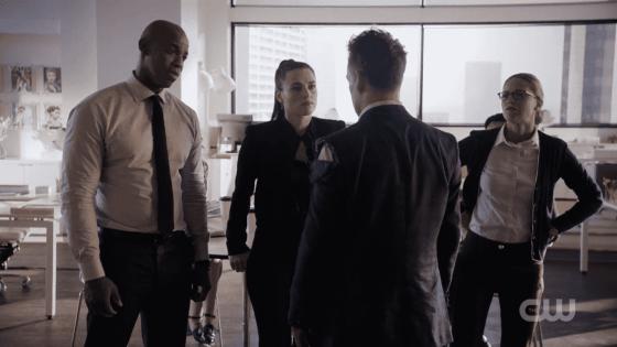 Morgan Edge confronts Lena