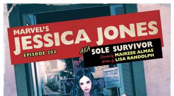 Jessica Jones 203 Poster copy