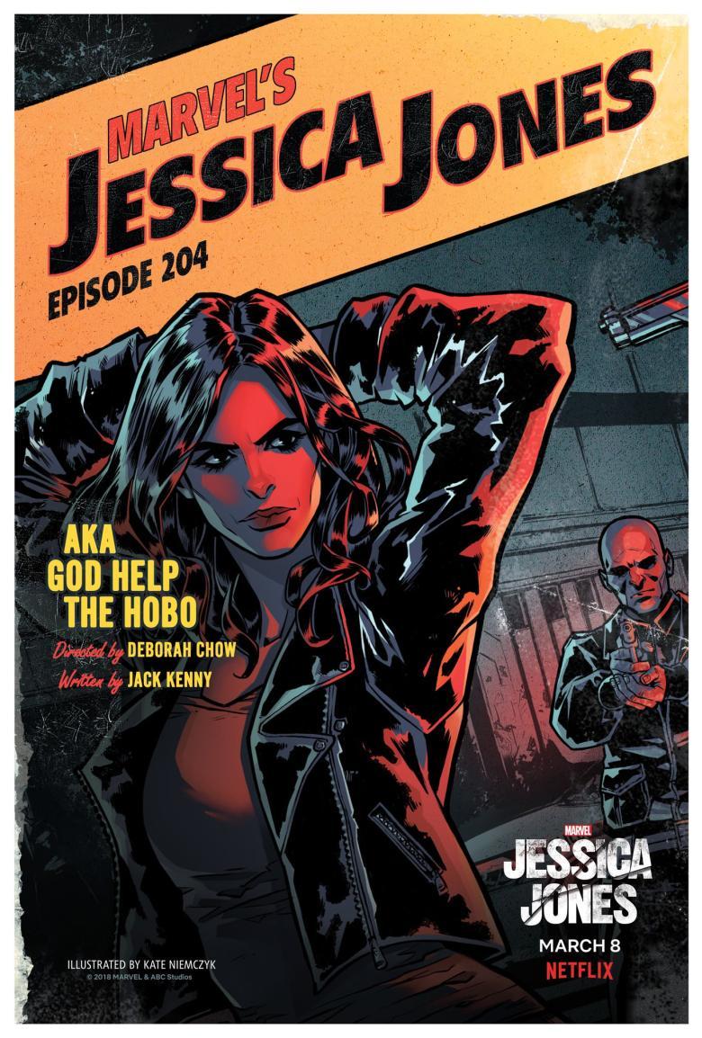 Jessica Jones 204 Poster