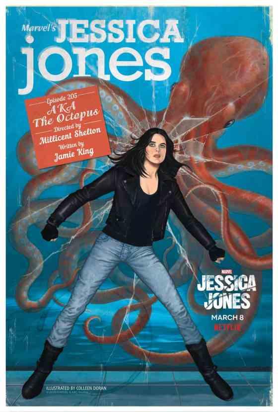 Jessica Jones 205 Poster