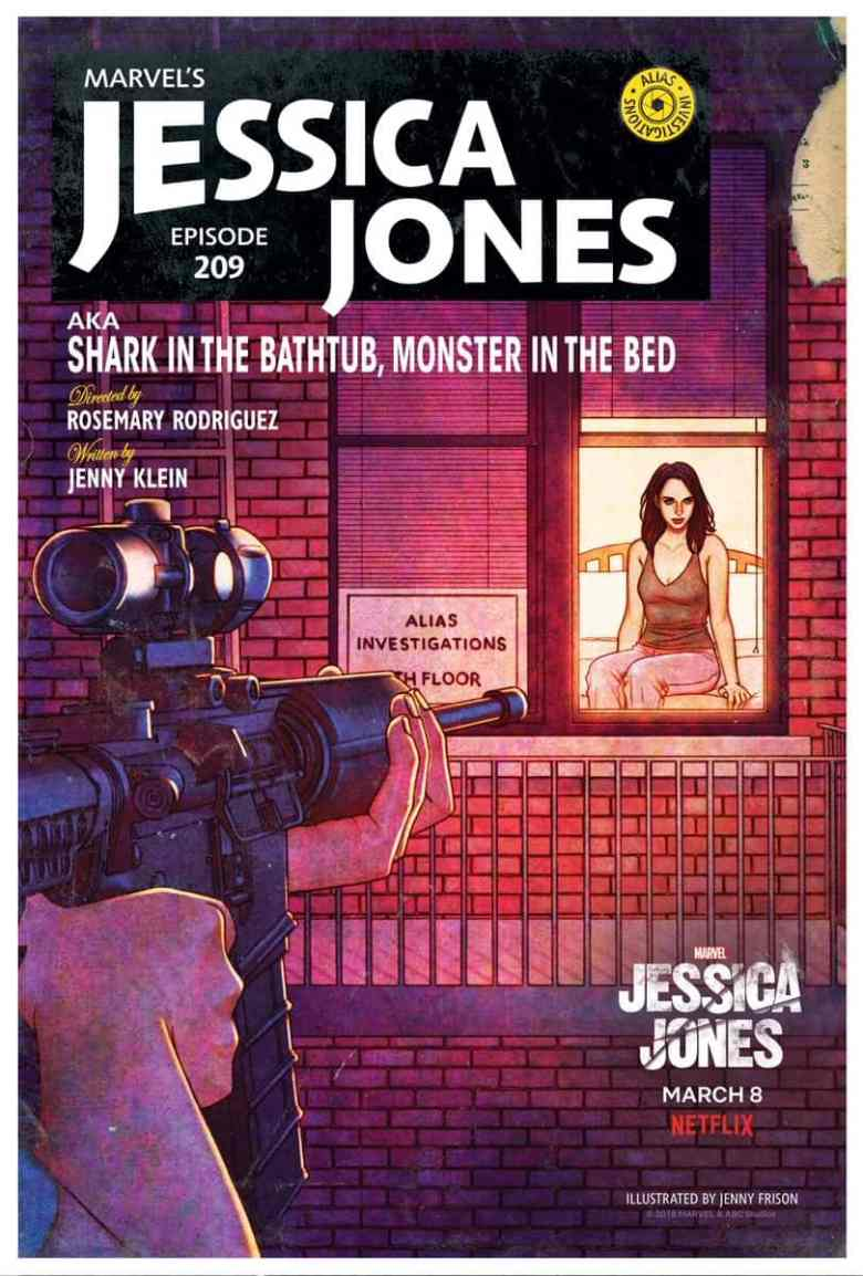 Jessica Jones 209 Poster
