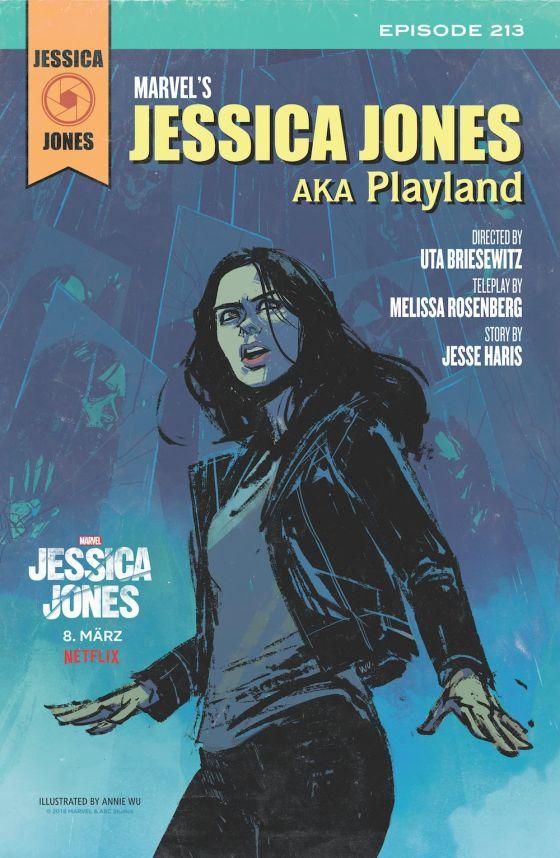 Jessica Jones 213 Poster