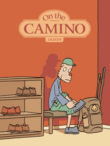 On The Camino By Jason from Fantagraphics