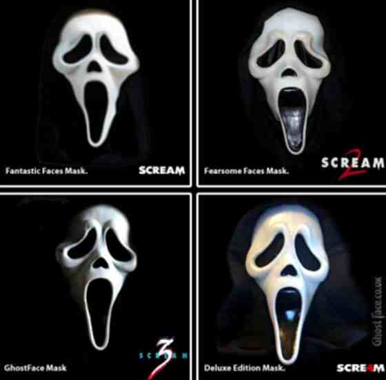 Screammasks