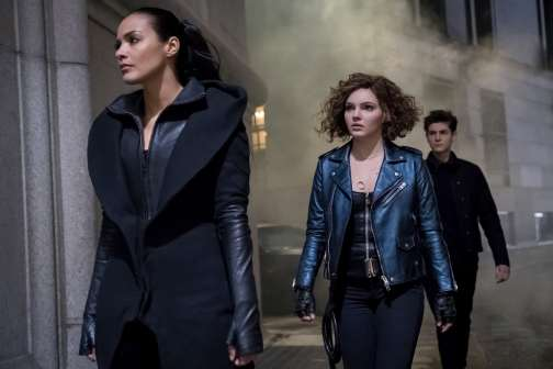 Gotham S04E19 - 'To our deaths and beyond'