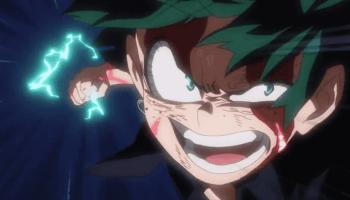 My Hero Academia: Season 3- Episode 3 - The Game of Nerds