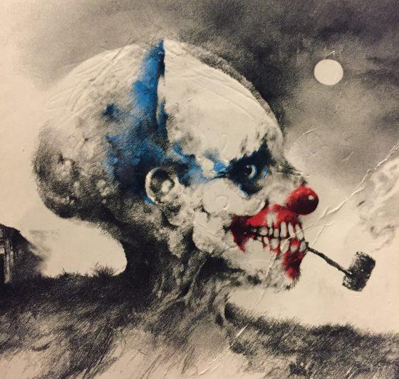 Scary Stories to Tell in the Dark, Alvin Schwartz; Harper Trophy
