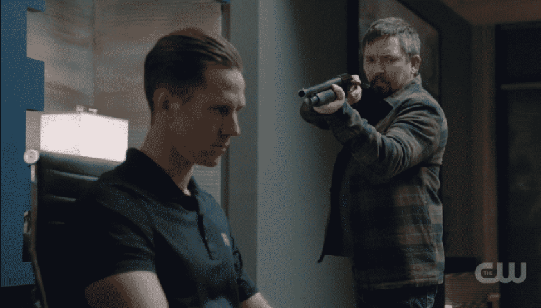 Chase Graves and Zombie-Killer-Cain on iZombie