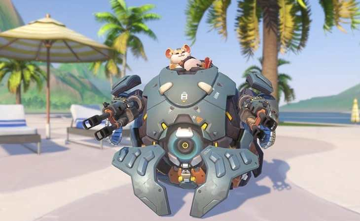 Hammond, Overwatch's Newest Hero