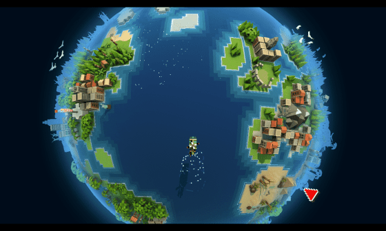 World Map - Screenshot of Broforce by Free Lives