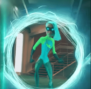 Void in Incredibles 2