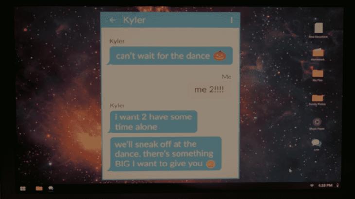 kyler message