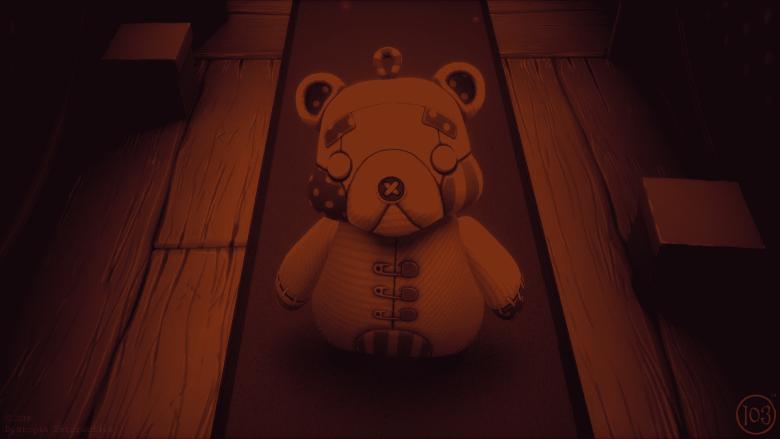Dystopia Interactive Bear