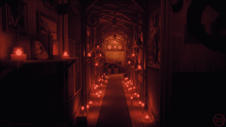 Dystopia Interactive candle hall