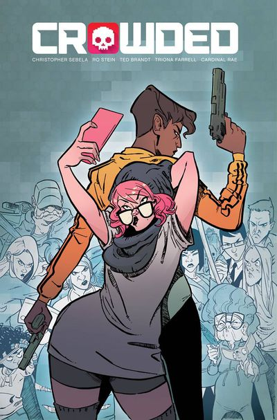 Cover for Crowded #1