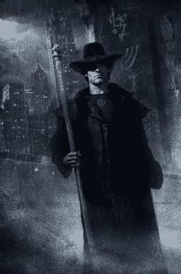 Harry Blackstone Copperfield Dresden
