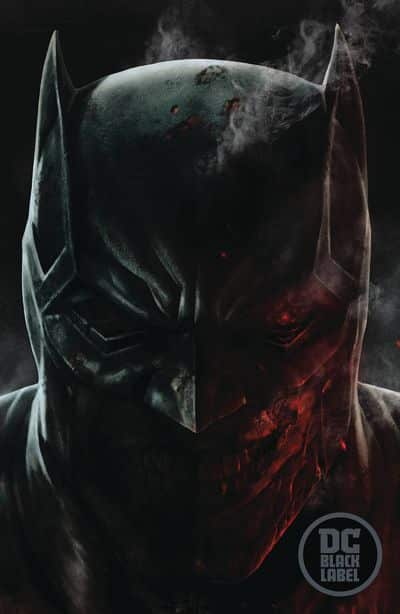 Cover for Batman: Damned #1