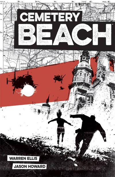 Cover for Cemetery Beach #1