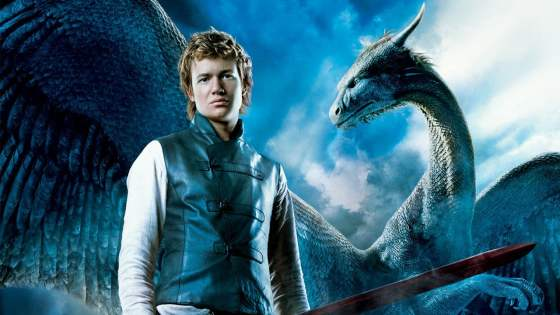 Eragon Movie Bookstacked