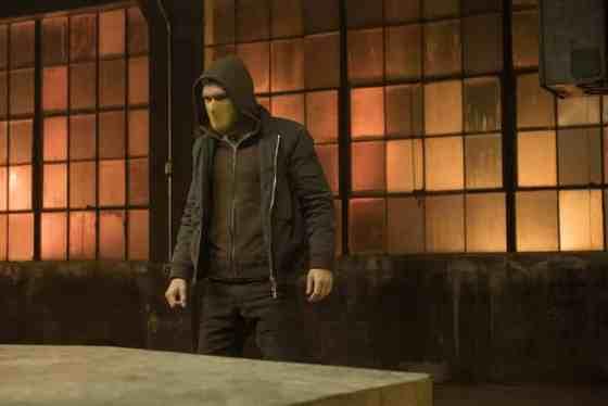 Iron Fist Season Review Title