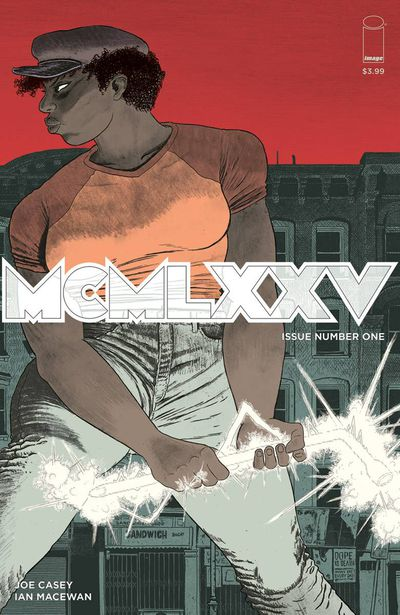 Cover for MCMXXV #1