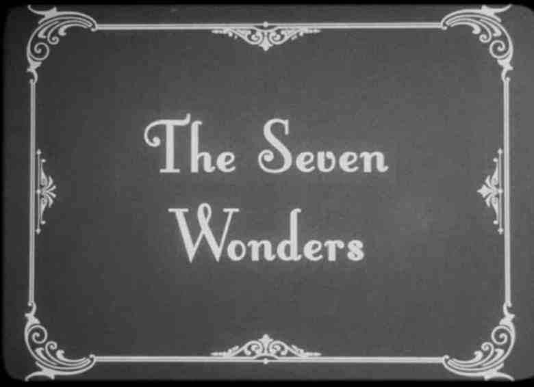 Ahs apocalyspse seven wonders